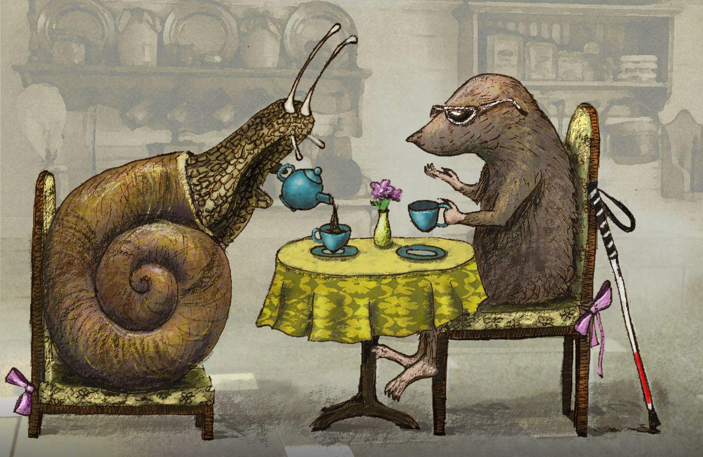 Snail & Mole